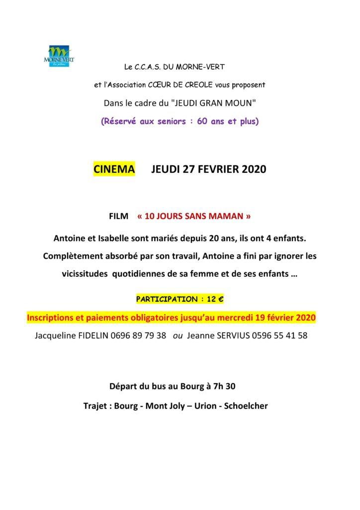Flyer Jeudi Gran Moun 27022020